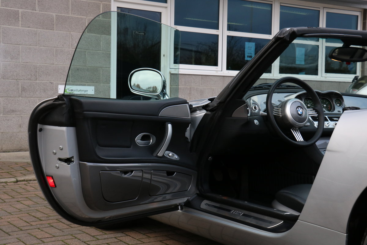 2000 BMW Z8 - UK Supplied With Just 11, 468 Miles! For Sale (picture 8 of 12)