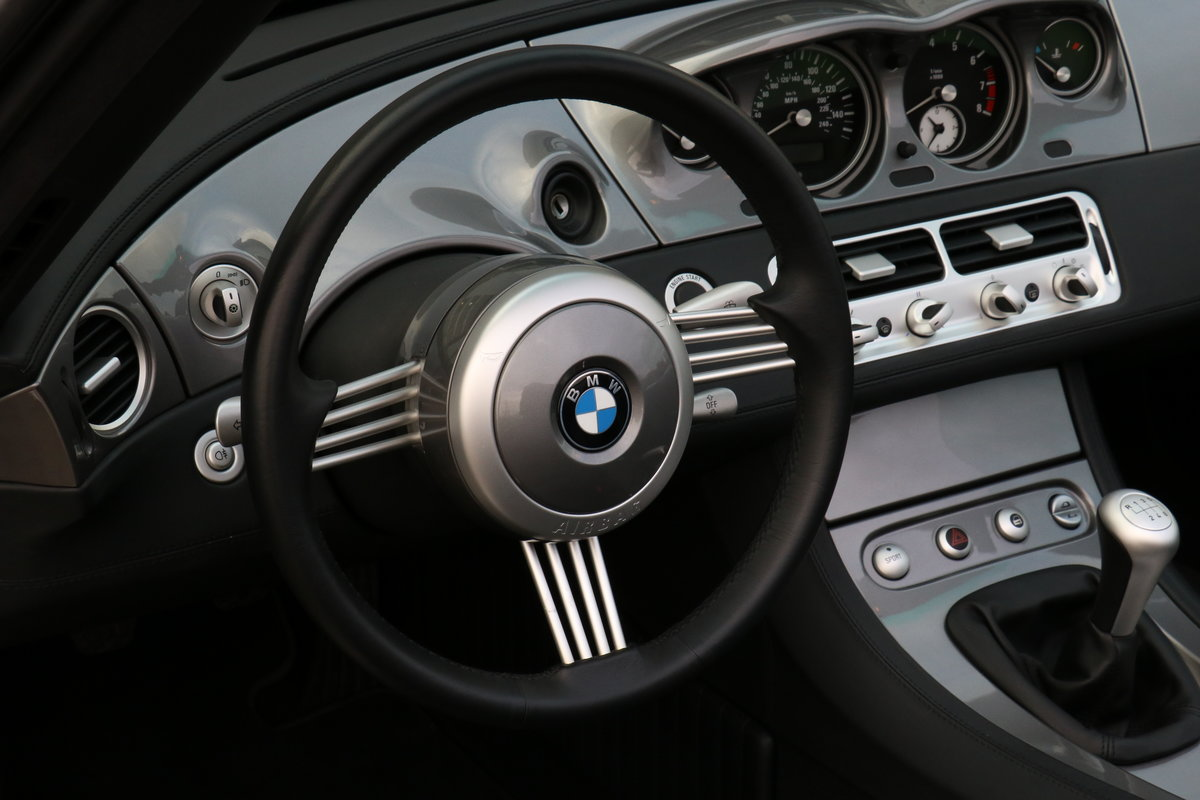 2000 BMW Z8 - UK Supplied With Just 11, 468 Miles! For Sale (picture 9 of 12)