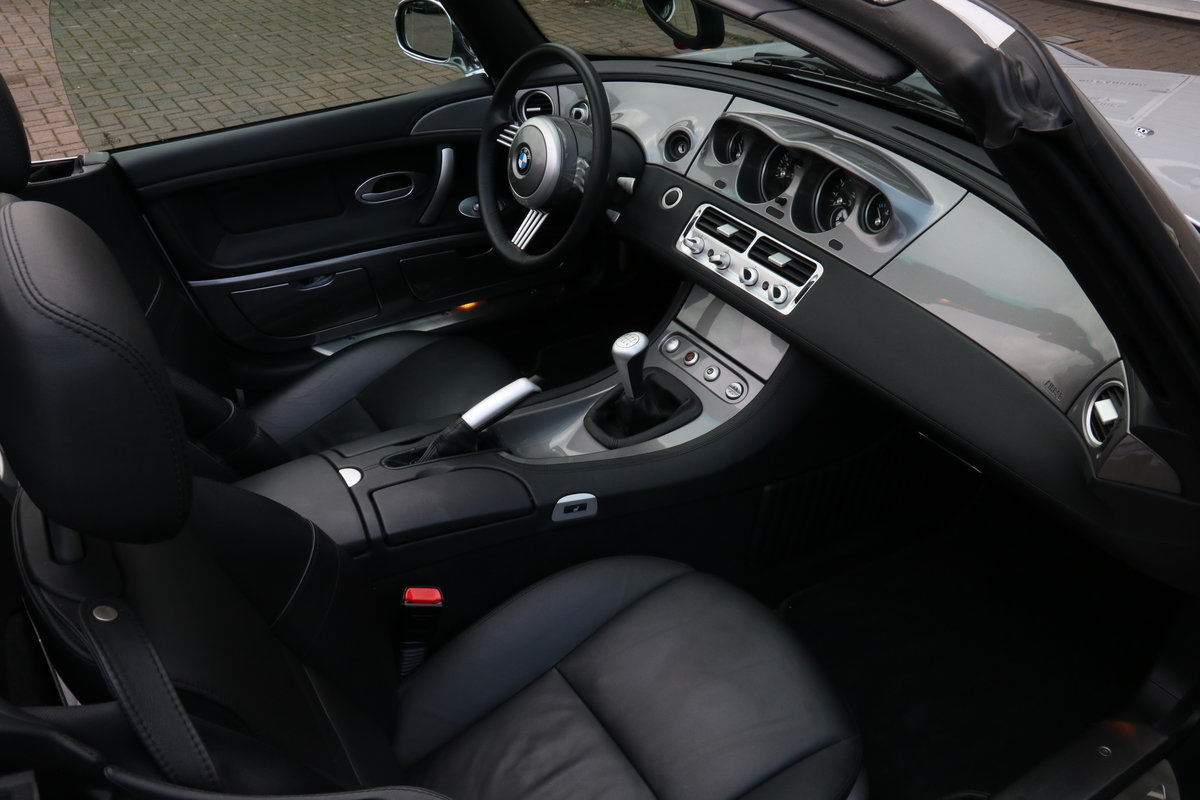 2000 BMW Z8 - UK Supplied With Just 11, 468 Miles! For Sale (picture 11 of 12)