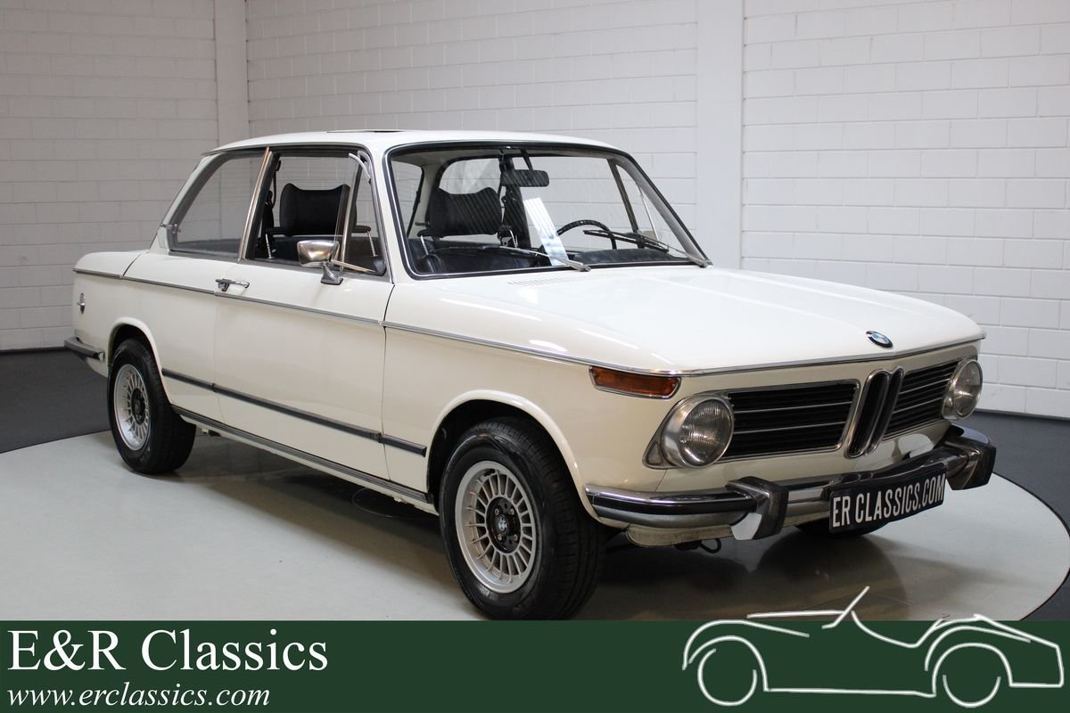 BMW 2002 | Automatic | Top condition | 1971 For Sale (picture 1 of 8)