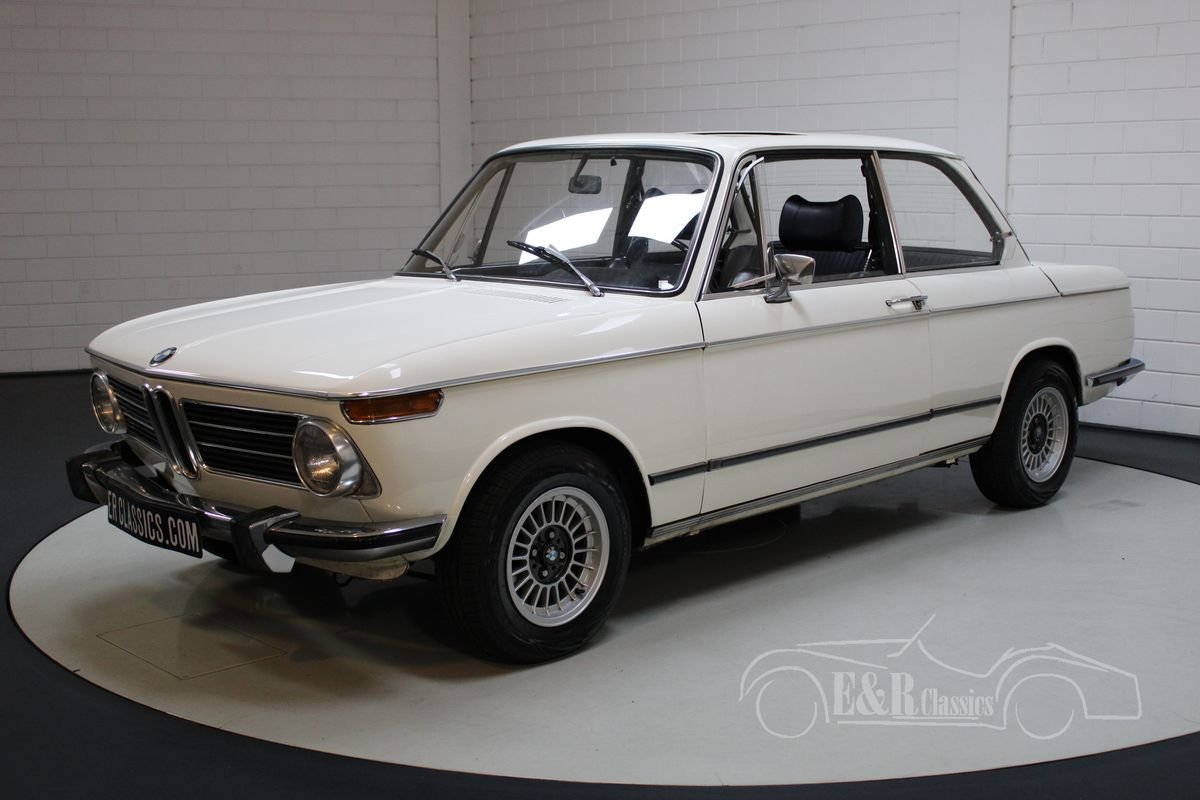 BMW 2002 | Automatic | Top condition | 1971 For Sale (picture 5 of 8)