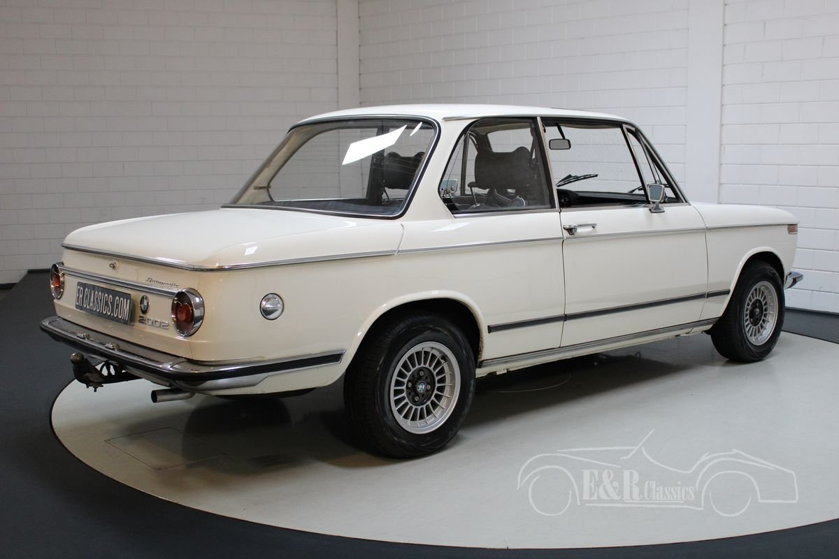 BMW 2002 | Automatic | Top condition | 1971 For Sale (picture 7 of 8)