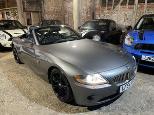 Picture of 2004 BMW Z4 3.0i SE Roadster Low Mileage+RAC Approved For Sale