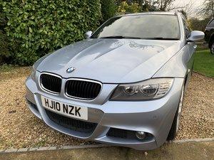 BMW 320D sport estate automatic