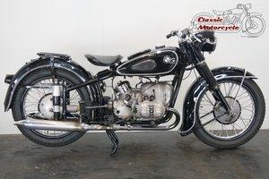 BMW R51/3 1953 500cc 2 cyl ohv