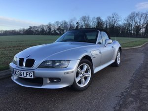 Picture of 2000 Bmw z3 2.0i,38,475 miles only For Sale