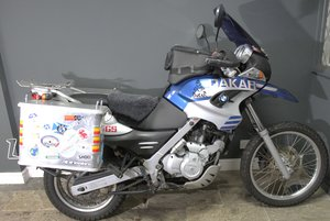 Picture of 2004  BMW F 650 Dakar 04 48,000 miles 4 owners