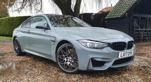 Picture of 2017 BMW M4 3.0 444bhp Competition Pack DCT Grigio Telesto