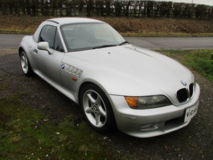 Picture of 2002 BMW Z3 2.2 Roadster Automatic. Hard Top. For Sale