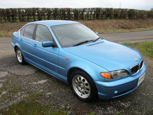 BMW 320 E46 Saloon Automatic Very Low Miles