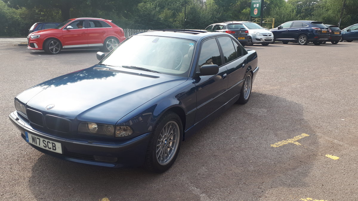 Picture of 1997 Bmw E38 735i Automatic For Sale
