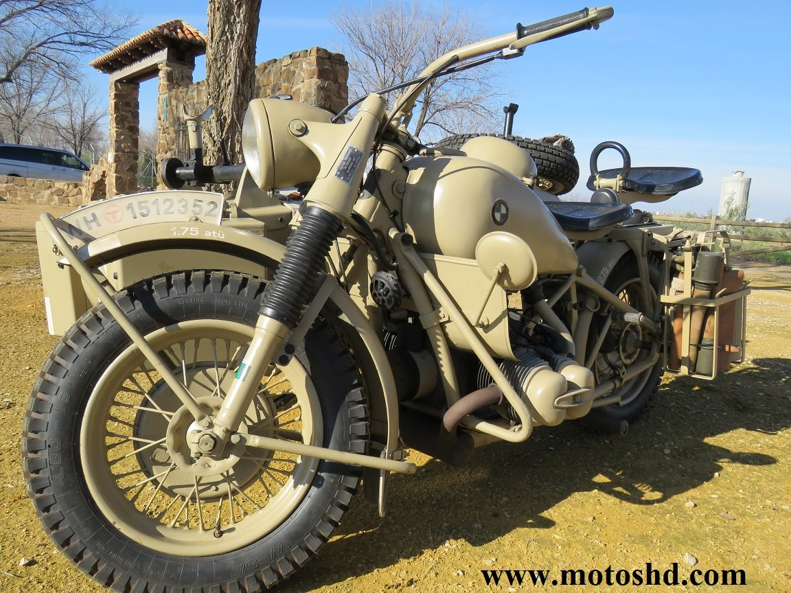 BMW R75 from 1943 For Sale (picture 2 of 12)