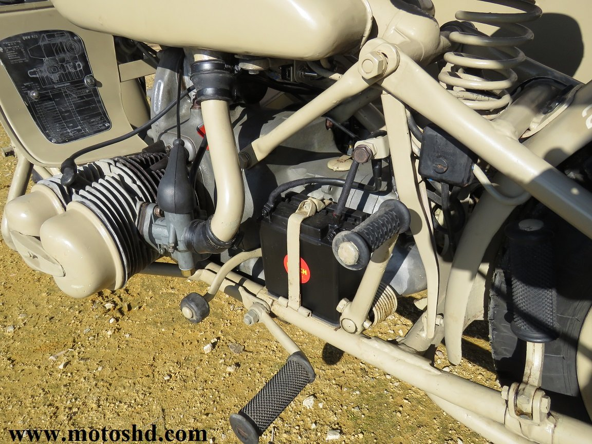 BMW R75 from 1943 For Sale (picture 7 of 12)