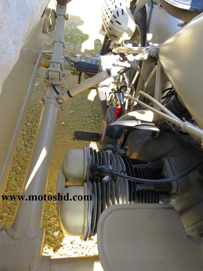 BMW R75 from 1943 For Sale (picture 8 of 12)