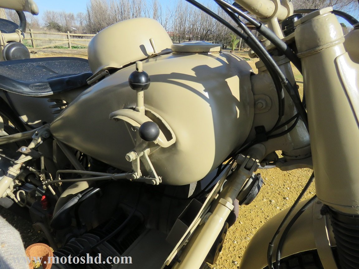 BMW R75 from 1943 For Sale (picture 10 of 12)