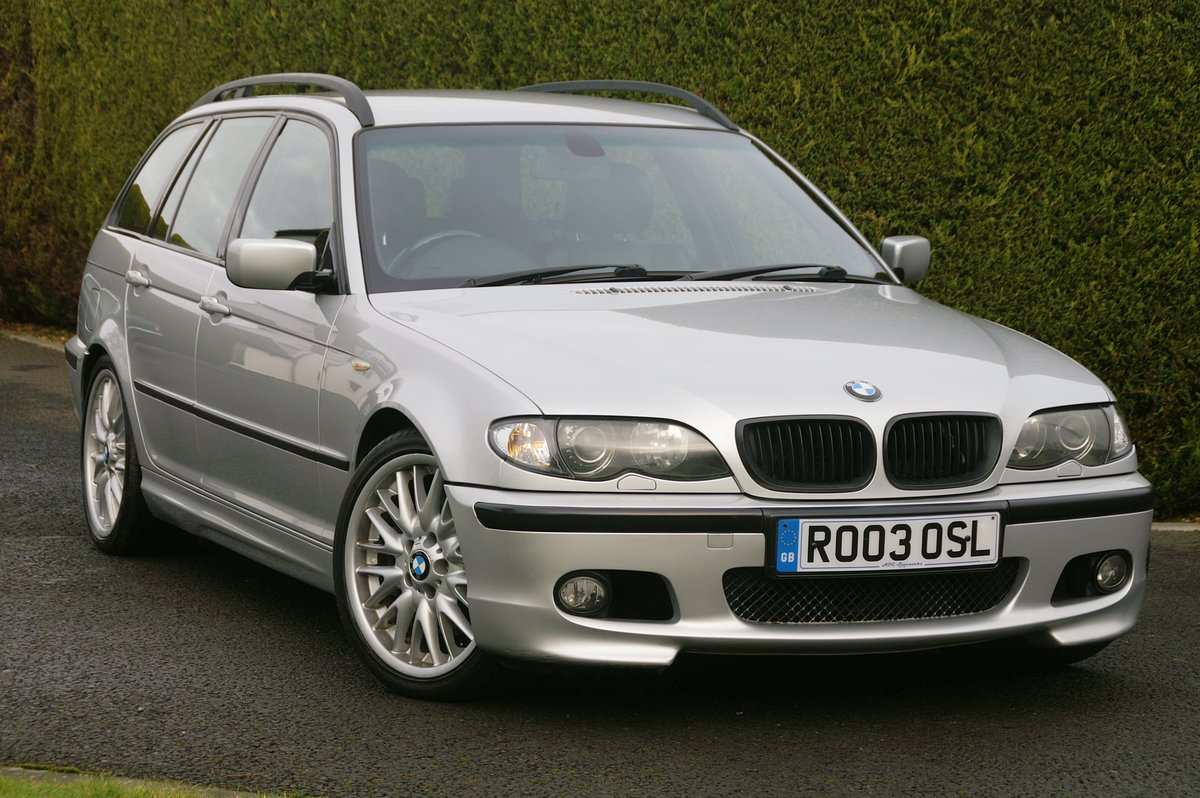 2003 BMW 330i Sport Touring Auto SOLD (picture 1 of 12)