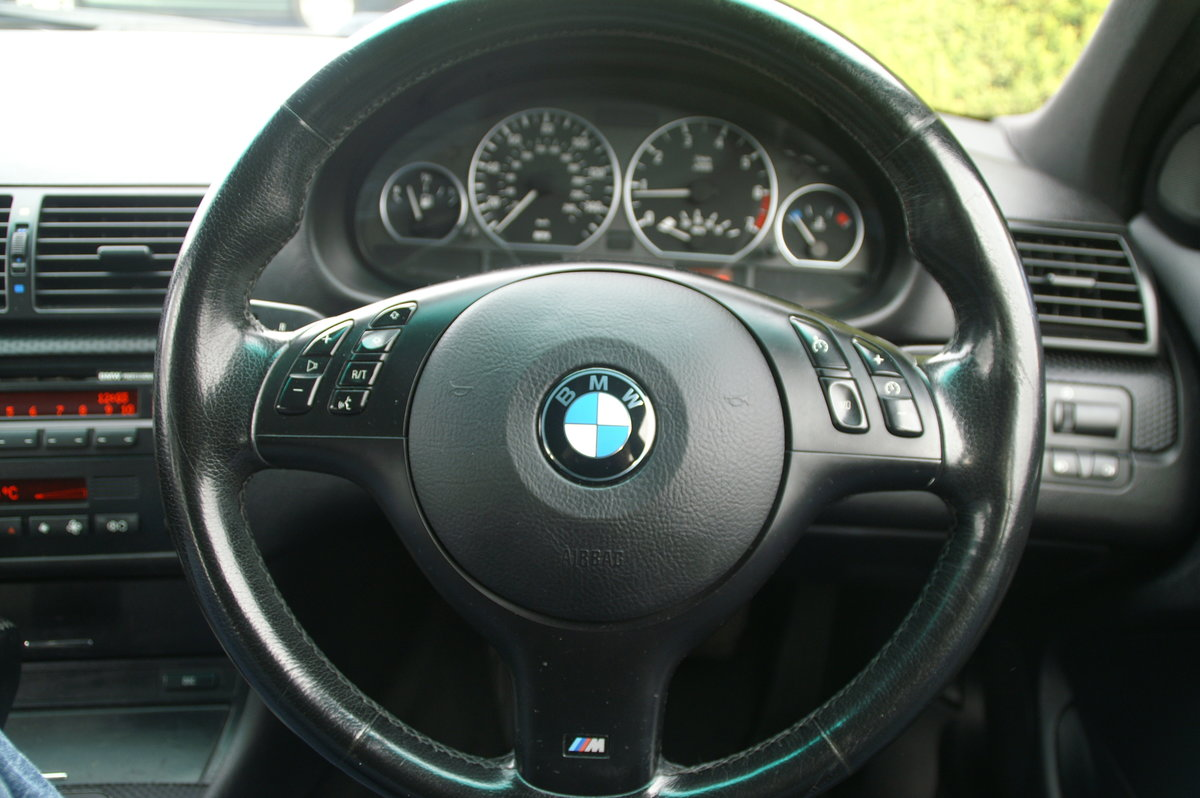 2003 BMW 330i Sport Touring Auto SOLD (picture 3 of 12)