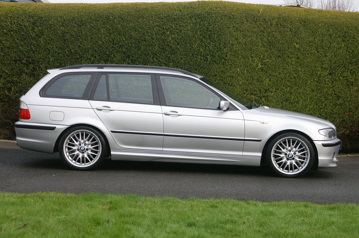 2003 BMW 330i Sport Touring Auto SOLD (picture 8 of 12)