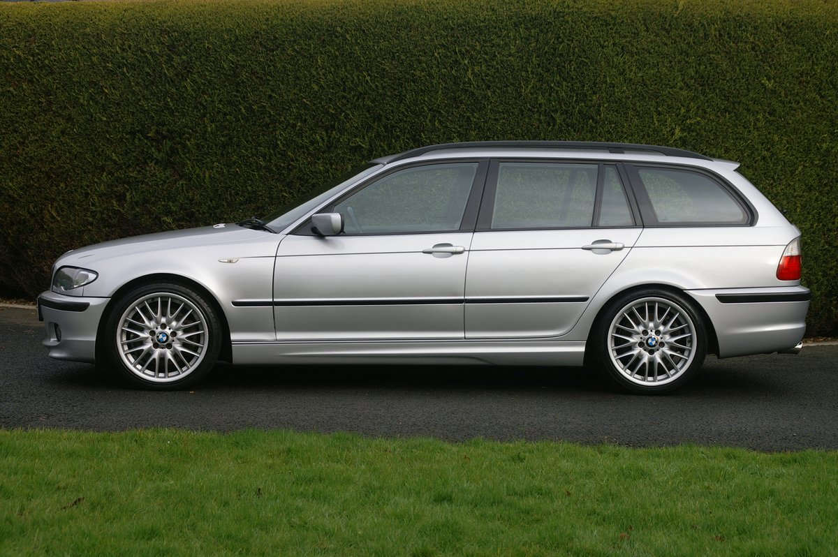 2003 BMW 330i Sport Touring Auto SOLD (picture 9 of 12)