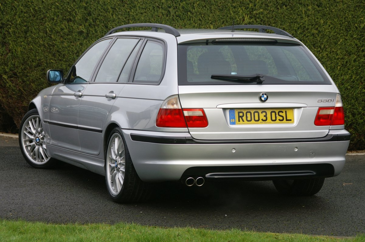 2003 BMW 330i Sport Touring Auto SOLD (picture 12 of 12)