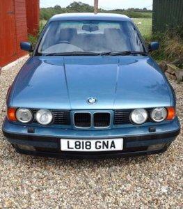 Picture of 1993 L BMW 525SE , AUTOMATIC, Price:£4,995  LOW MILEAGE, SE For Sale