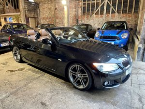 BMW 325i M Sport Auto Convertible + RAC Approved