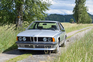 Picture of 1979 BMW 635 CSi with only 111'000km For Sale