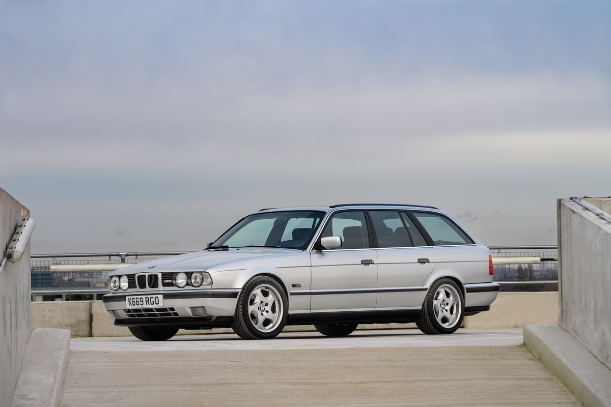 1992 BMW E34 M5 Touring For Sale (picture 1 of 17)