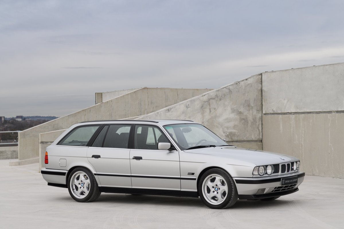 1992 BMW E34 M5 Touring For Sale (picture 2 of 17)