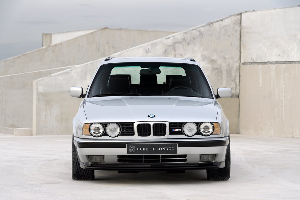 1992 BMW E34 M5 Touring For Sale (picture 5 of 17)