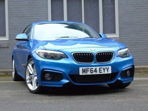 Picture of 2014 BMW 2 Series 2.0 218d M Sport Auto (s/s) 2dr SOLD