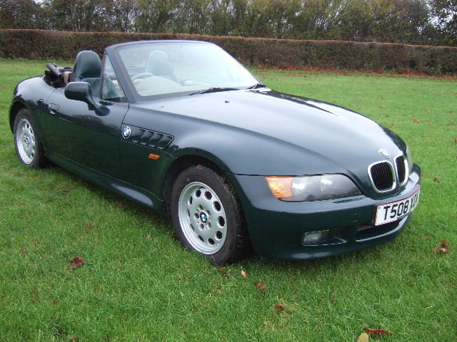 1999 BMW Z3 1.9i Roadster only 34000 miles For Sale (picture 7 of 12)