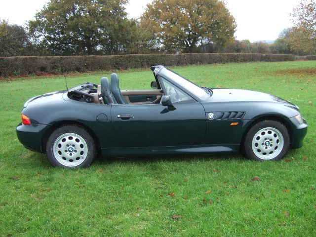 1999 BMW Z3 1.9i Roadster only 34000 miles For Sale (picture 8 of 12)