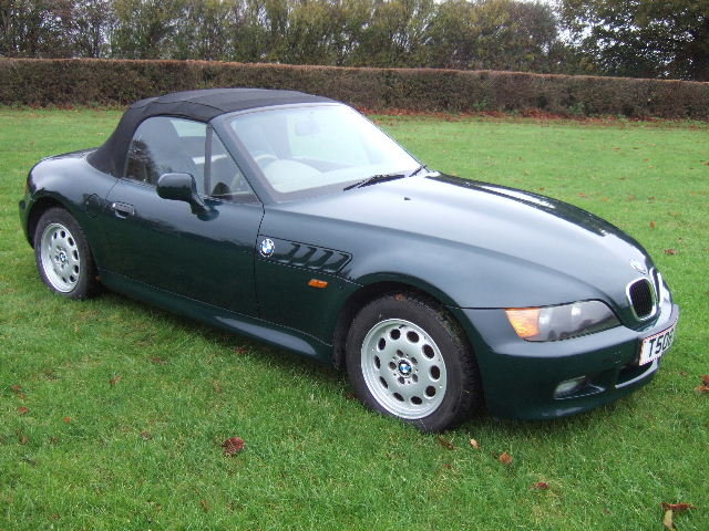 1999 BMW Z3 1.9i Roadster only 34000 miles For Sale (picture 9 of 12)