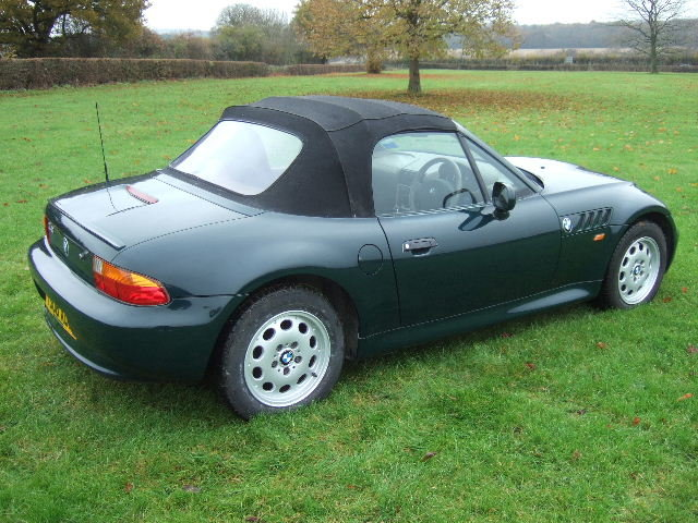 1999 BMW Z3 1.9i Roadster only 34000 miles For Sale (picture 10 of 12)