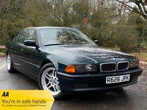Picture of 1998 BMW 750il E38 V12 - Time Warp 34,800 miles! For Sale