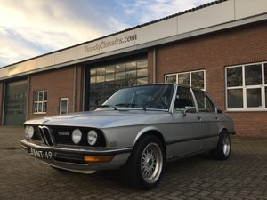 Picture of 1977 BMW E12 528 automatic For Sale