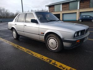 Picture of 1984 BMW 320 i Auto 71,000 miles for auction 28th-29th April For Sale by Auction