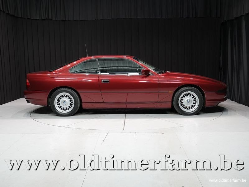 1993 BMW 850Ci '93 For Sale (picture 3 of 12)