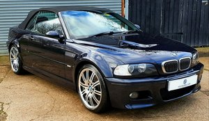 Picture of 2003 BMW E46 M3 Convertible - Only 64k Miles - Full BMW history SOLD
