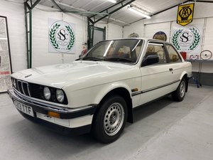 Picture of 1986 BMW E30 318i Coupe in immaculate condition For Sale