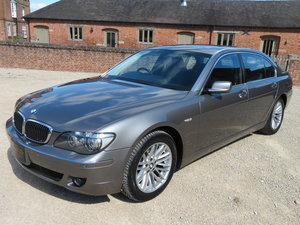 Picture of 2007 BMW 750 Li V8 LWB AUTO  COVERED 28K MILES 1 OWNER FROM NEW For Sale