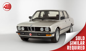 Picture of 1986 BMW E28 525e /// Sports Seats /// 2 Owners SOLD