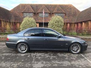 Picture of 2000 BMW M5 (E39) in rare Anthracite  metallic Gray For Sale