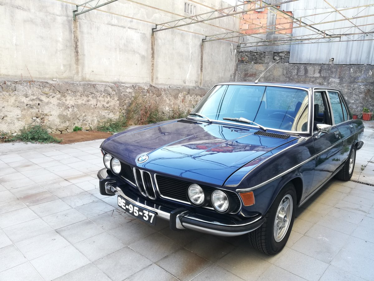 1973 BMW 3.0 S E3 NEW SIX Mint Condition For Sale (picture 3 of 12)