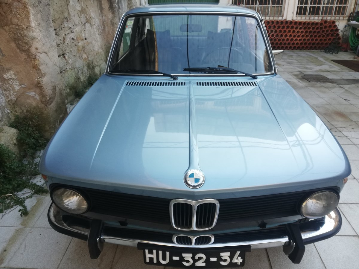 1977 BMW 1502 FJORD BLUE For Sale (picture 2 of 12)