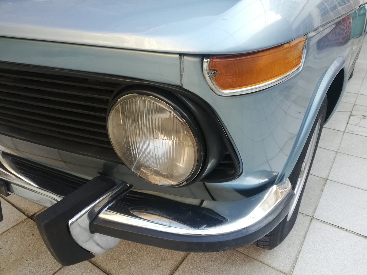 1977 BMW 1502 FJORD BLUE For Sale (picture 6 of 12)