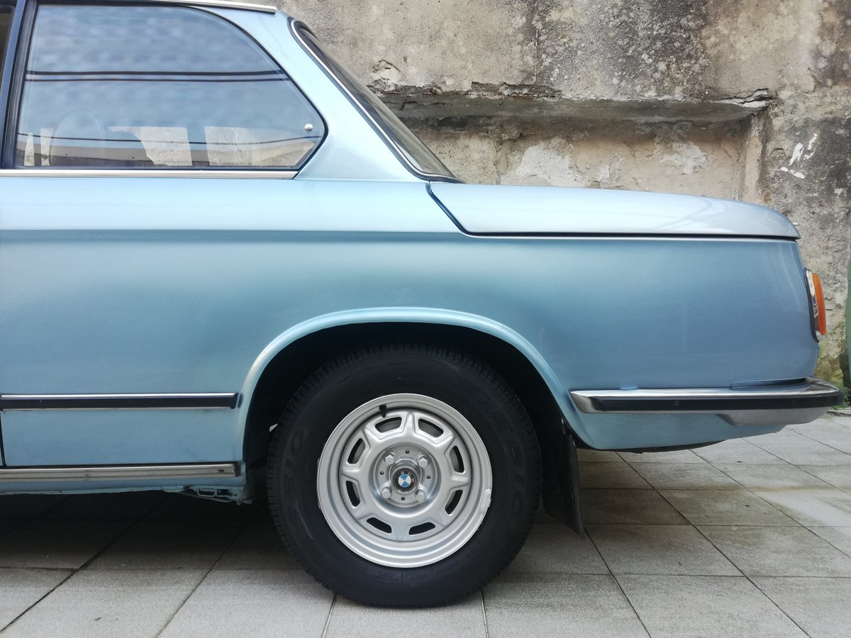 1977 BMW 1502 FJORD BLUE For Sale (picture 8 of 12)