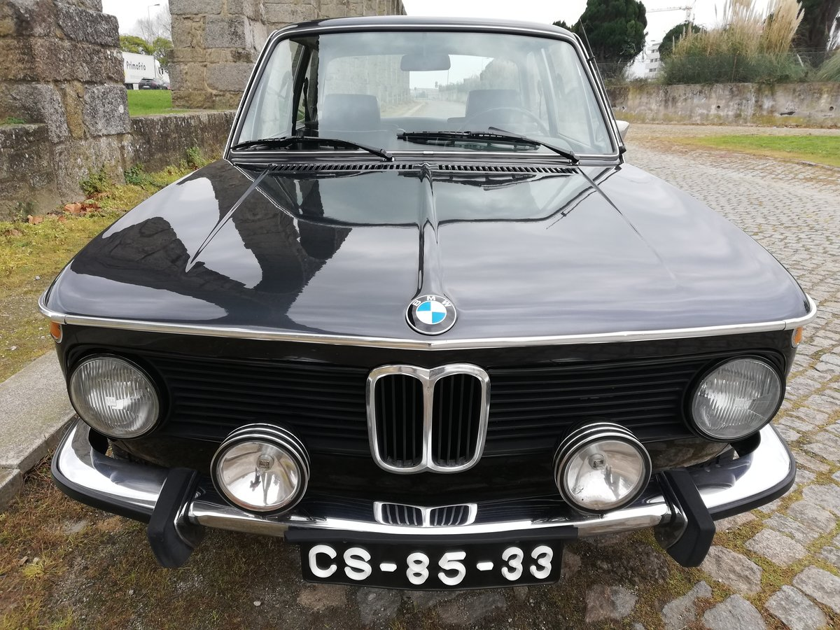 1974 BMW 2002 Mint Condition For Sale (picture 3 of 12)