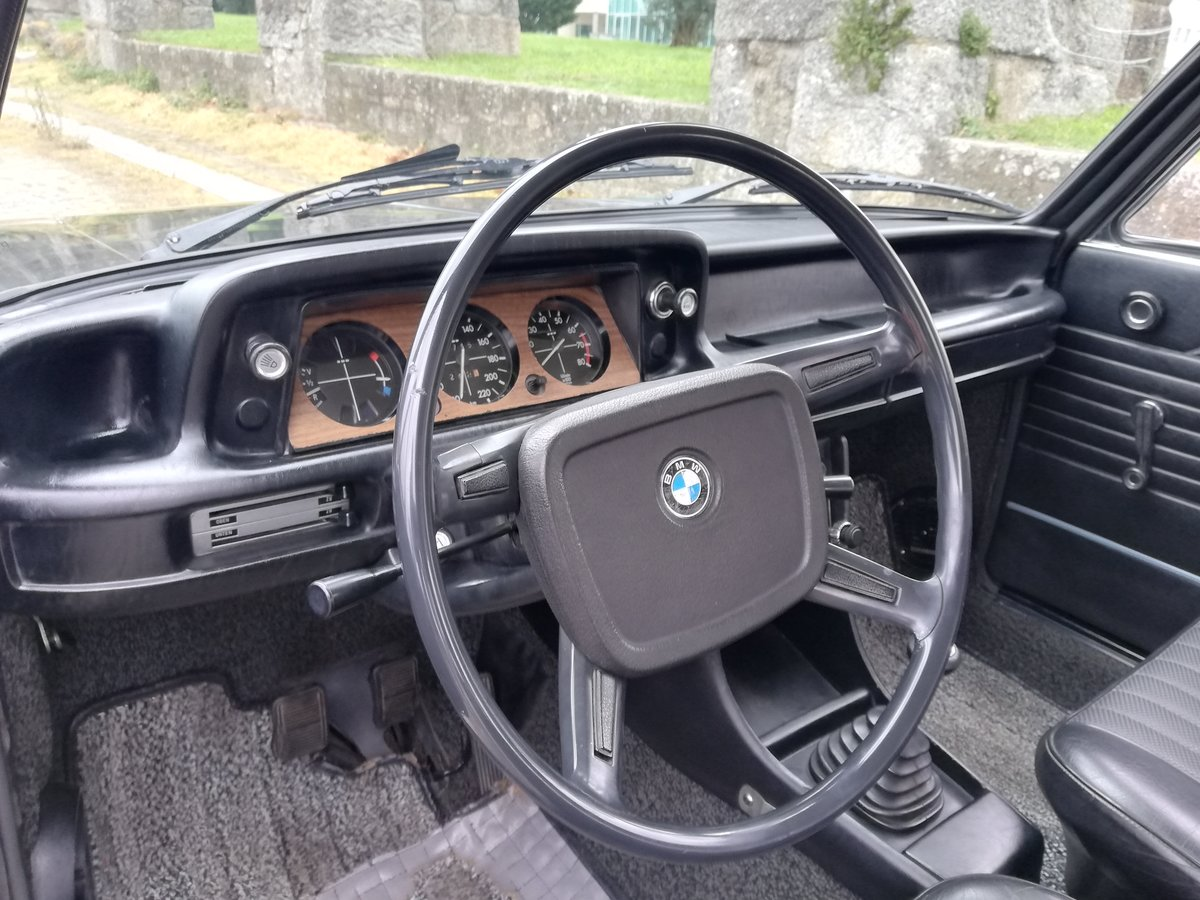1974 BMW 2002 Mint Condition For Sale (picture 9 of 12)